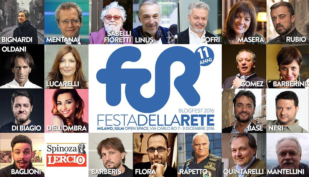 Festa Della Rete 2016
