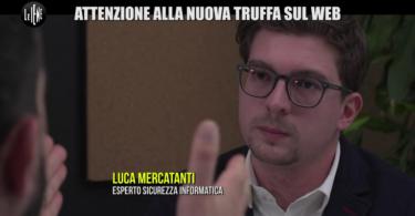 Luca Mercatanti - Le Iene